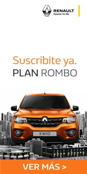 Renault - Plan Rombo Noviembre - Megabanner