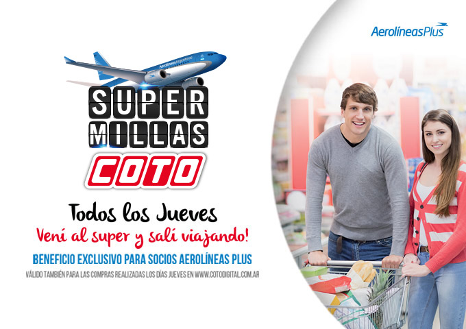20190130 - COTO - Todos los jueves - 680x480 Economia y Finanzas